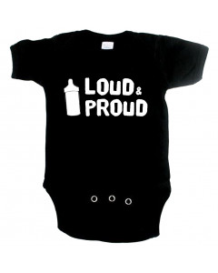 Body Bébé Original loud and proud