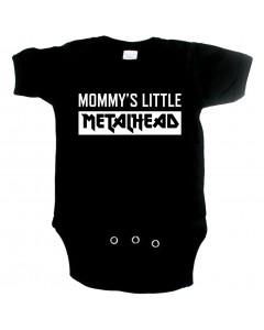 Body Bébé Metal mommy's little metalhead