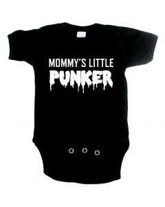 Body Bébé Punk mommy's little punker