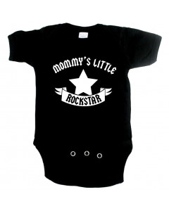 Body Bébé Rock mommy's little rockstar