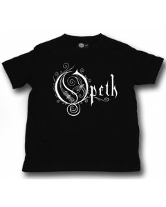Opeth t-shirt Logo – Metal Enfant