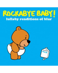 Rockabye Baby Blur CD Lullaby