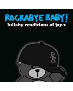 Rockabye Baby Jay-Z CD Lullaby