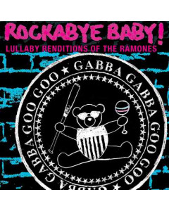 Rockabye Baby The Ramones CD Lullaby