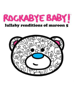 Rockabyebébe Maroon 5 CD Lullaby