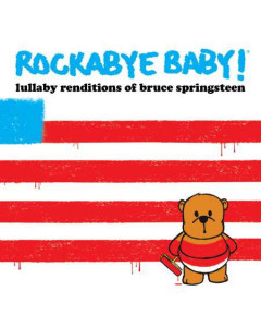 Rockabyebébe Bruce Springsteen CD Lullaby