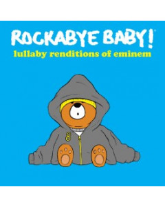 Rockabyebébe Eminem CD Lullaby