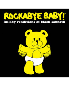 Rockabye Baby Black Sabbath CD Lullaby