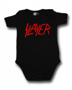 Slayer body Logo é metal bodys Slayer Metal-Kids