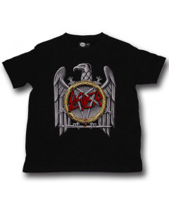 Slayer t-shirt Enfant Silver Eagle Metal-Kids