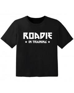 T-shirt Original Enfant roadie in training