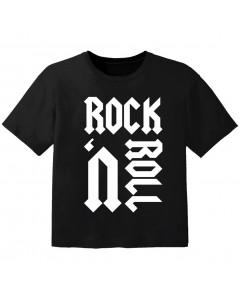 T-shirt Rock Enfant rock 'n' roll