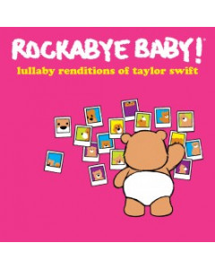 Rockabye Baby Taylor Swift CD Lullaby