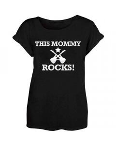 Maman T-shirt This Mommy Rocks