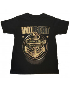 Volbeat t-shirt Enfant Seal the deal Metal-Kids