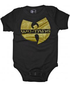 Wu-tang clan Body Bébé Logo