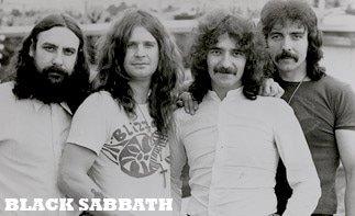 Black Sabbath vêtement bébé rock