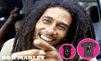 Bob Marley vêtement bébé rock