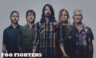 Foo Fighters vêtement bébé rock