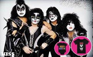 Kiss vêtement bébé rock