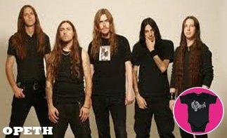 Opeth vêtement bébé rock