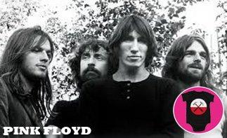 Pink Floyd vêtement bébé rock