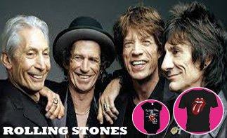 Rolling Stones vêtement bébé rock