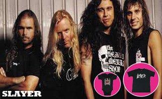 Slayer vêtement bébé rock