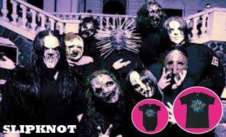 Slipknot vêtement bébé rock