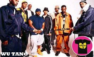 Wu-Tang Clan vêtement bébé rock