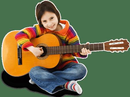 la première guitare
