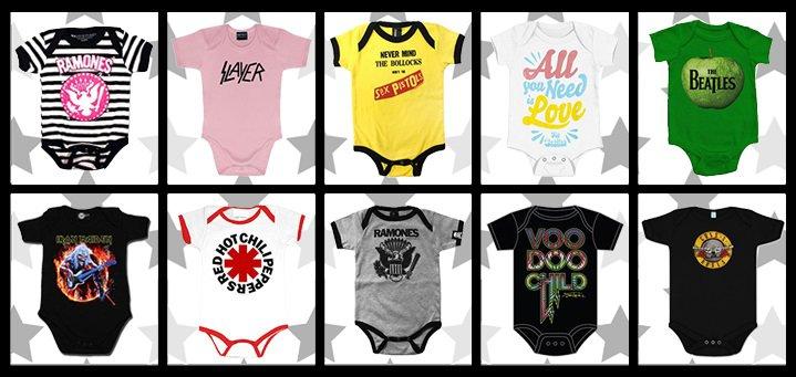 Littlerockstore - bebe rock vetements - bebe rockeur